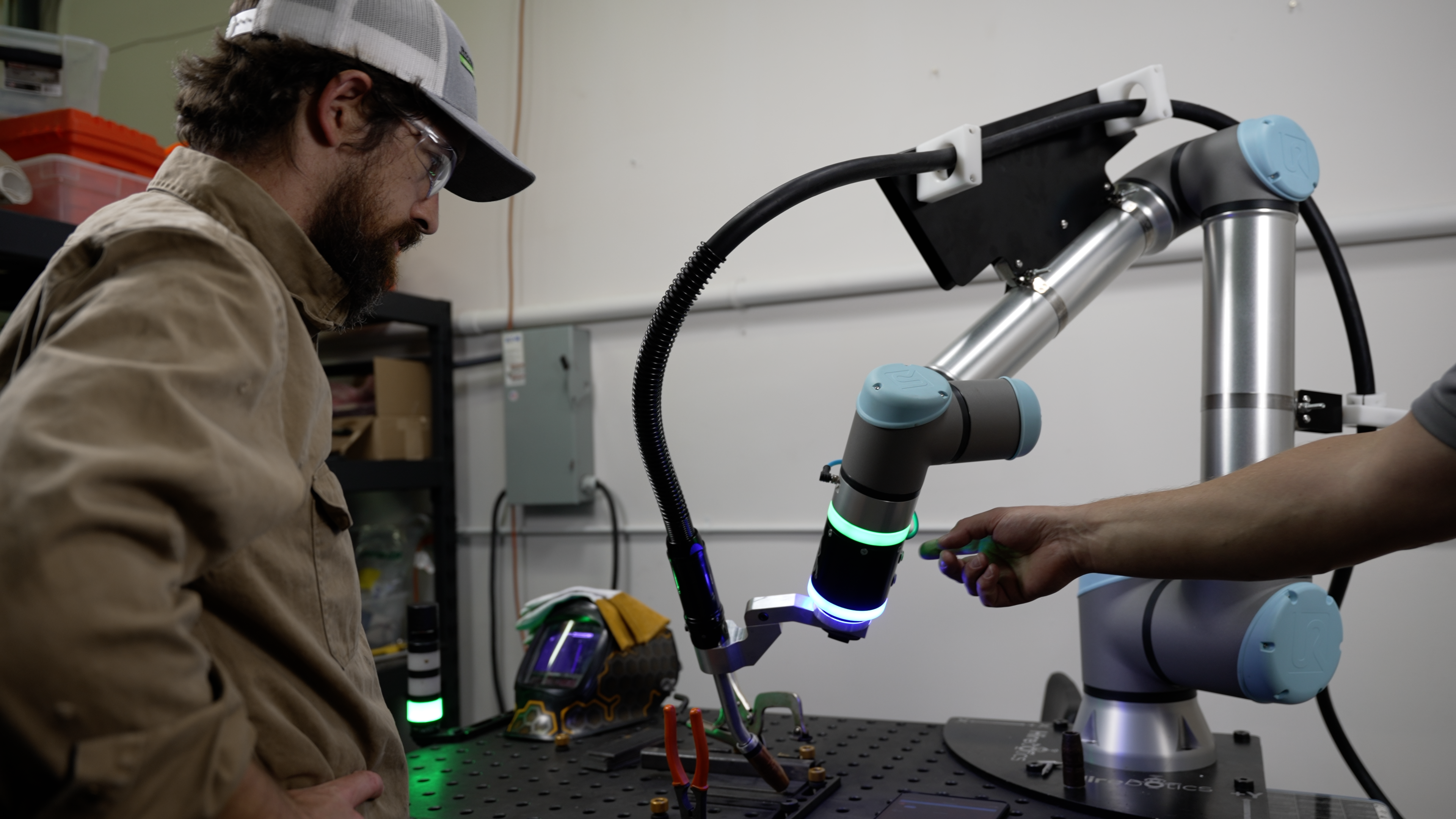 train welder hire_welding automation