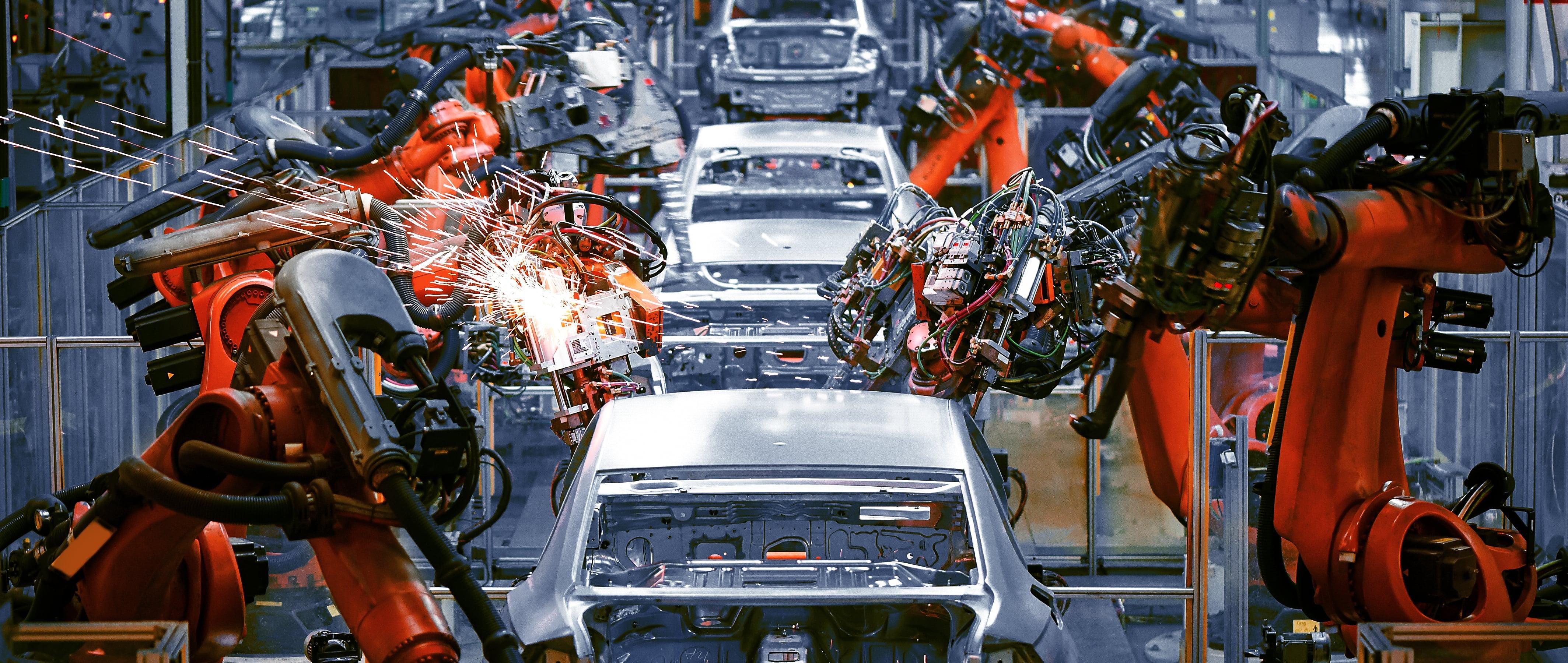 advantages of welding robots