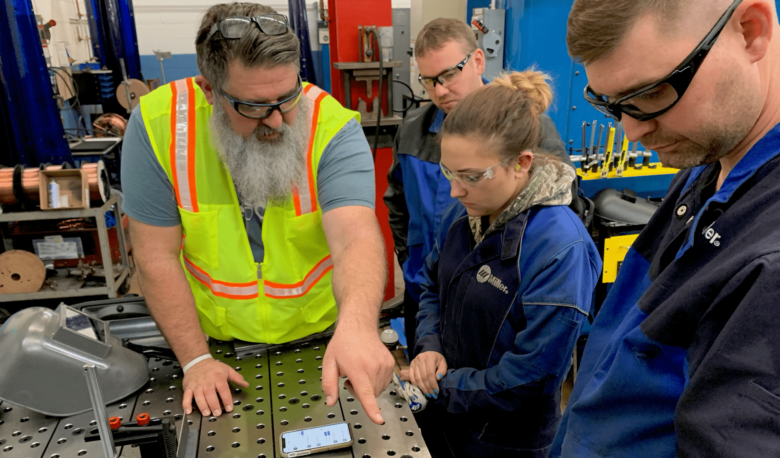 How to Prep Your Team to Accept Your Robotic Welder