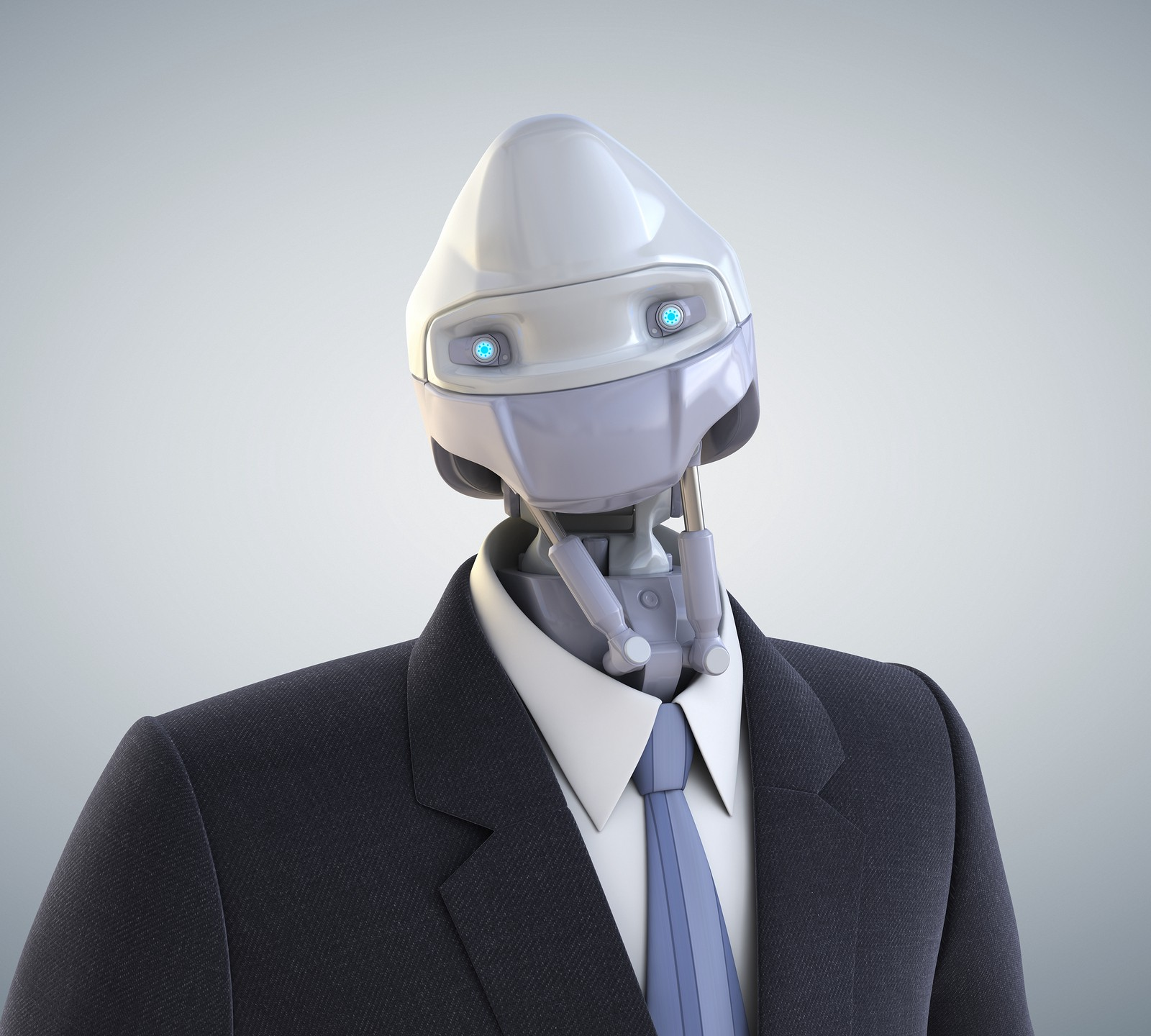 So you want robotic workers, how to keep the humans from revolting!