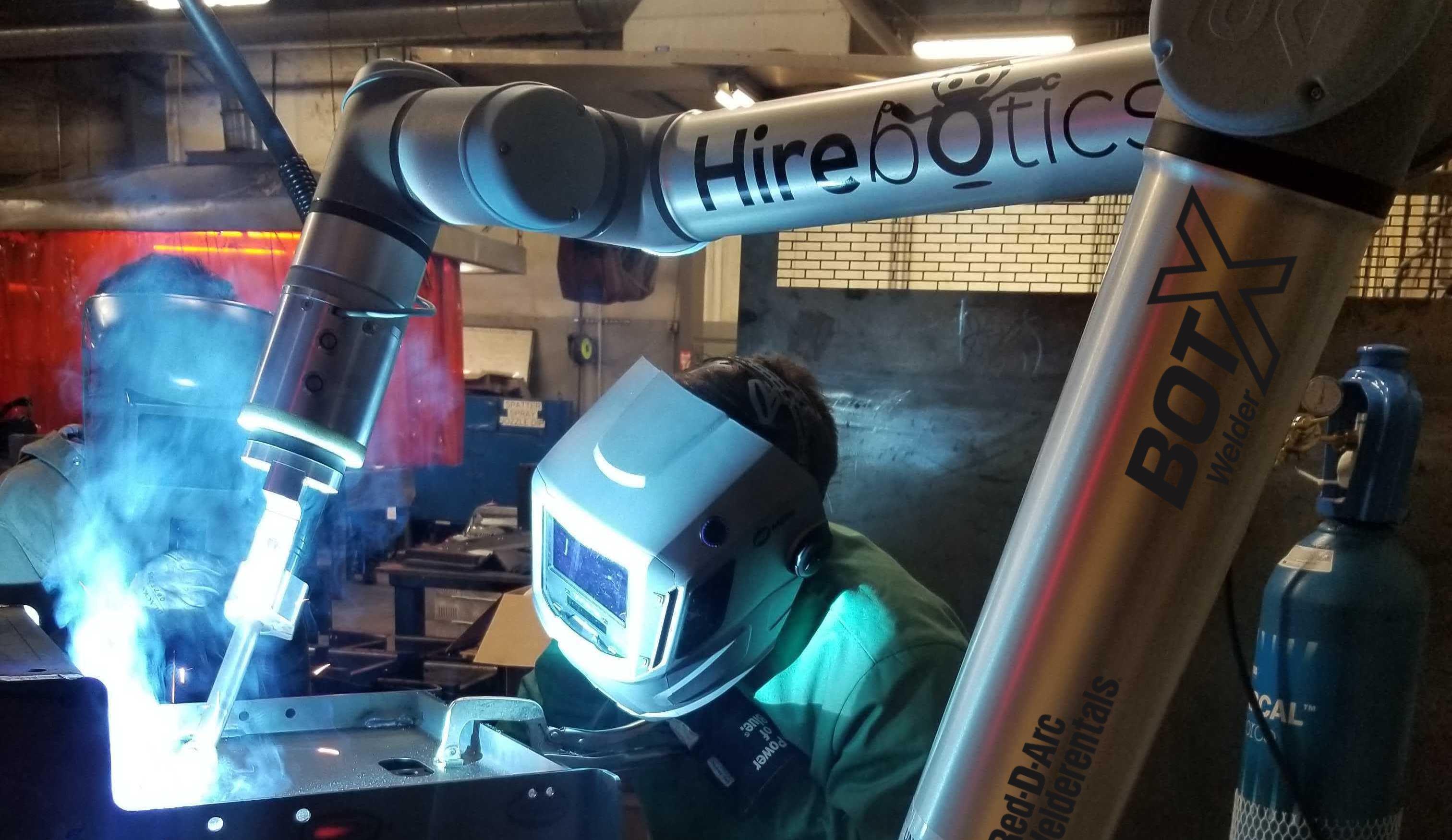 How Cobot Welding is Solving the Welding Industry Challenges