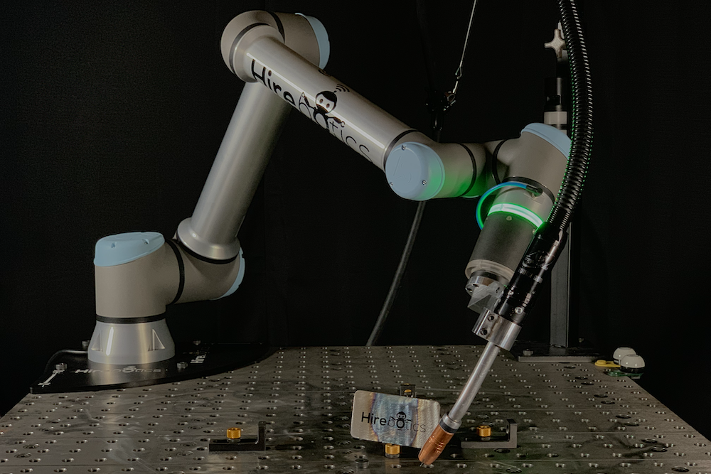 How Cobot Welder's Ease of Use Translates to More Productivity